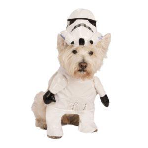 Rubies Kostým pro psy - Storm Trooper Velikost pro psy: XL