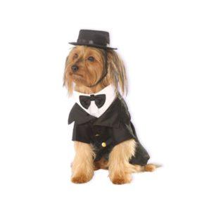 Rubies Kostým pro psy - Ženich Velikost pro psy: M
