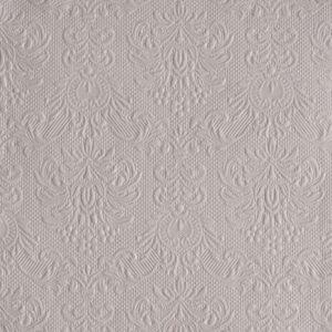 UBROUSKY Elegance sv. šedá - 33x33cm 15ks