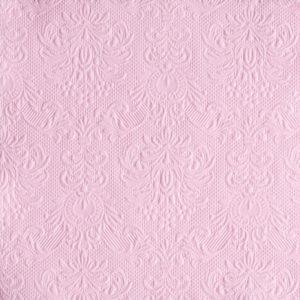 Ubrousky Elegance sv. růžové 40x40cm