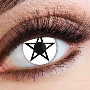 Eyecasions Čočky Pentagram