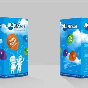FLYluxe FLY LUXE gel na 200 balónků 0