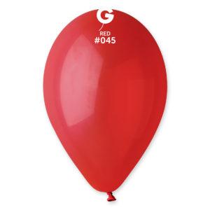 Gemar Balónek pastelový červený 26 cm