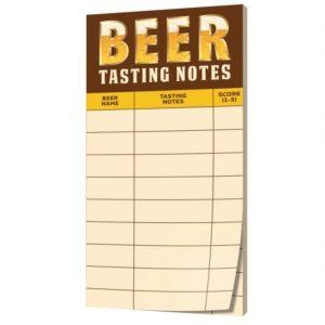 Godan Zápisník na ochutnávky piv