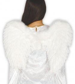 Guirca Bílá andělská křídla
