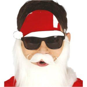 Guirca Brýle s vánoční čepicí