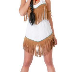Guirca Dámský indiánský kostým Velikost - dospělý: S