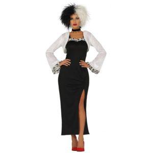 Guirca Dámsky kostým - Cruella De Vil Velikost - dospělý: L