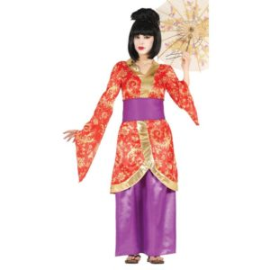 Guirca Dámsky kostým - Geisha Velikost - dospělý: L