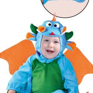 Guirca Dětský kostým Dráček Velikost nejmenší: 6 - 12 měsíců