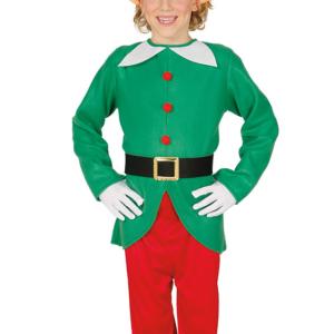 Guirca Dětský kostým Elf Velikost - děti: XL