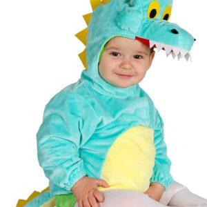 Guirca Dětský kostým Krokodýl Velikost nejmenší: 12 - 24 měsíců