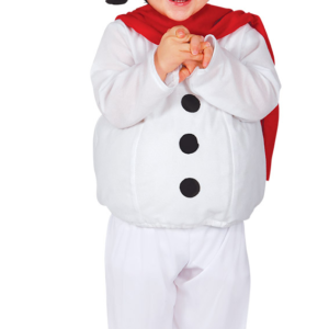 Guirca Dětský kostým Malý Sněhulák Velikost nejmenší: 6 - 12 měsíců