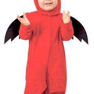 Guirca Dětský kostým Malý čertík Velikost nejmenší: 6 - 12 měsíců
