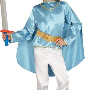 Guirca Dětský kostým Princ Velikost - děti: S