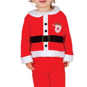 Guirca Dětský kostým Santa Claus Velikost nejmenší: 12 - 24 měsíců