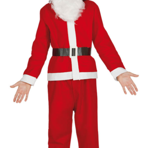 Guirca Dětský kostým Santa Velikost - děti: M