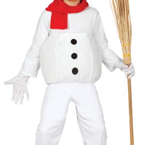 Guirca Dětský kostým Sněhulák Velikost - děti: L