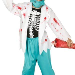Guirca Dětský kostým Zombie doktor Velikost - děti: XL