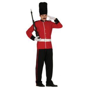 Guirca Kostým Britská stráž Velikost - dospělý: L