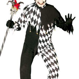 Guirca Kostým Černý Joker Velikost - dospělý: L