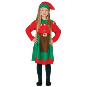 Guirca Kostým - Elfka Velikost - děti: S