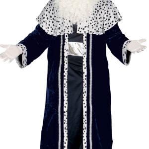 Guirca Kostým Král Melichar - modrý Velikost - dospělý: L