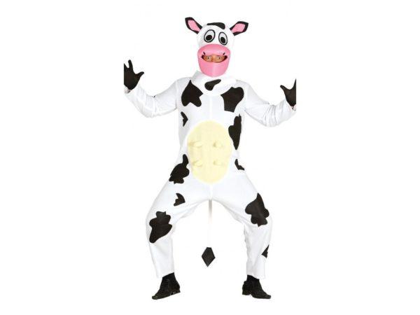 Guirca Kostým Kráva Velikost - dospělý: L
