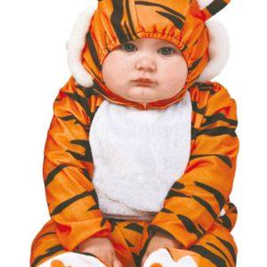 Guirca Kostým Tygříka Velikost nejmenší: 6 - 12 měsíců