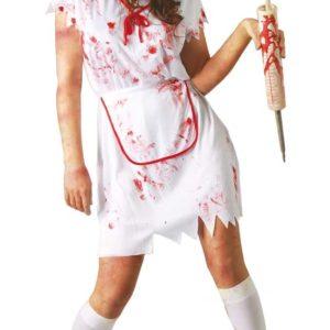 Guirca Kostým Zombie zdravotní sestra Velikost - dospělý: L