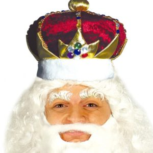 Guirca Královská koruna - klobouk