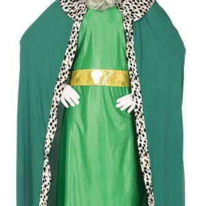 Guirca Pánský kostým - Král zelený Velikost - dospělý: L