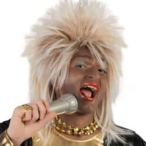 Guirca Paruka Tina Turner - blond