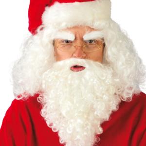 Guirca Paruka a vousy Santa