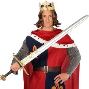Guirca Středověký meč 120 cm