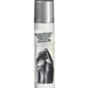 Guirca Tělový sprej 75 ml Barva: Stříbrná
