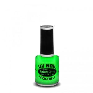PGW Lak na nehty - UV efekt 12 ml Barva: UV zelená