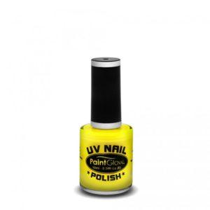 PGW Lak na nehty - UV efekt 12 ml Barva: UV žlutá