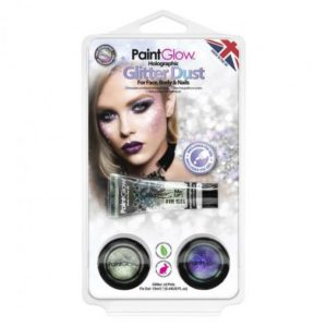 PGW Set glitrových prášků - Holografické PS
