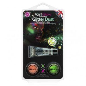 PGW Set glitrů - UV reactive