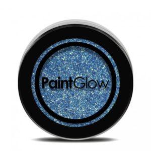 PGW UV Glitter Barva na obličej - různé barvy Barva: Modrá