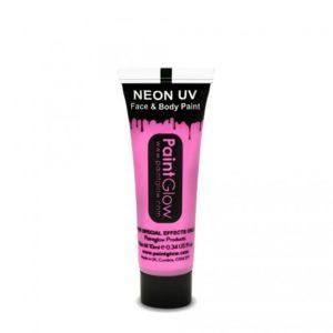 PGW UV barva na obličej a telo - intense Barva: Intenzívní růžová