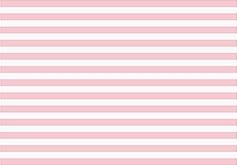 PartyDeco Balicí papír barevný mix Barva: Růžový s proužky