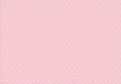 PartyDeco Balicí papír barevný mix Barva: Růžový se srdíčky