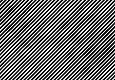 PartyDeco Balící papír černo-bílý mix Barva: Černo-bílý s proužky