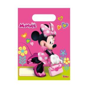 Procos Dárková párty taška - Minnie Mouse 6 ks