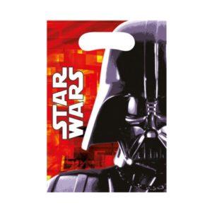 Procos Dárková párty taška - Star Wars  6 ks