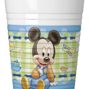 Procos Kelímky Mickey Mouse baby 200 ml