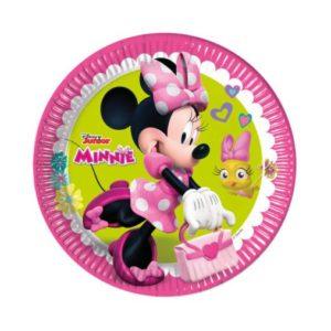 Procos Talíře Minnie Mouse 8 ks