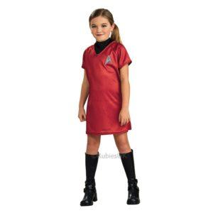 Rubies Dětský kostým Uhura Velikost - děti: M